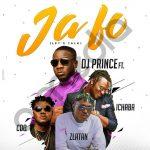 MUSIC : DJ PRINCE FT CDQ, ZLATAN, ICHABA – JA FO