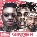 Music :Airboy Ft Burna Boy, And Casper Nyovest – Ginger