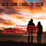 Music :Bukunmi Oluwasina ft. Johnny Drille – You Will Never Be Mine