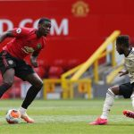 Pogba Returns To Action For Man Utd At Old Trafford During Training Match