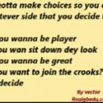 What did you think about this Vector's lyrics