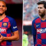 Lionel Messi Is An Inspiration – Braithwaite