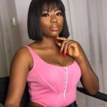 Davido's 1st Babymama, Sophia Momodu Shatters The Internet With Semi Nude Birthday Photos