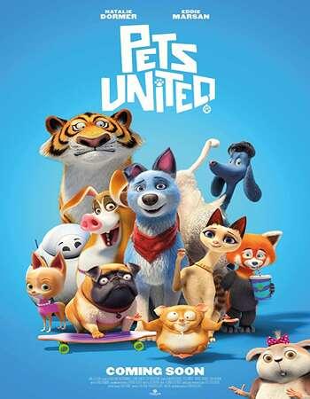 Movie :Pets United (2020)