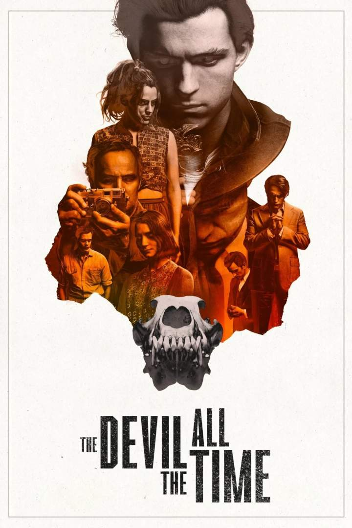 Movie :The Devil All the Time (2020)