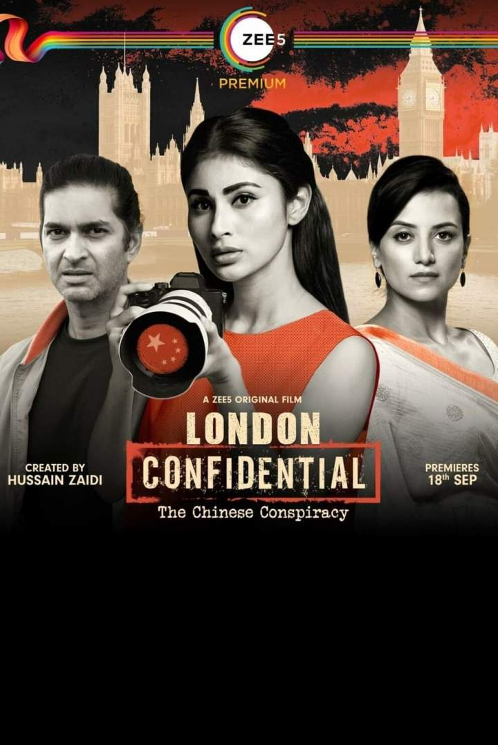 Movie :London Confidential (2020) [Indain]