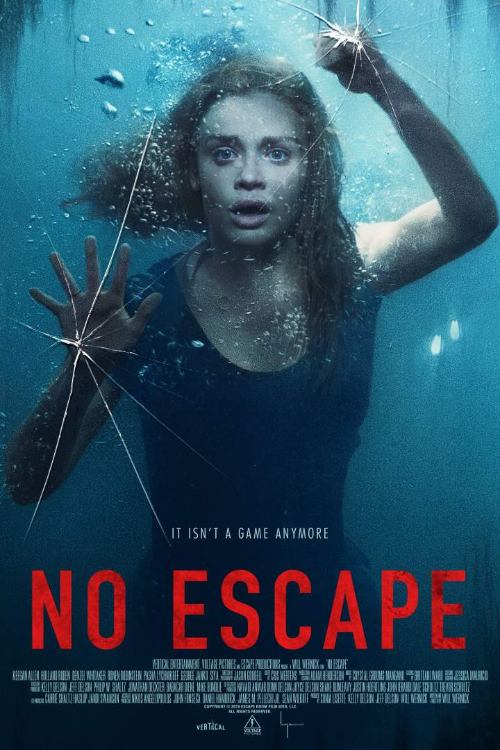 Movie :No Escape (2020)