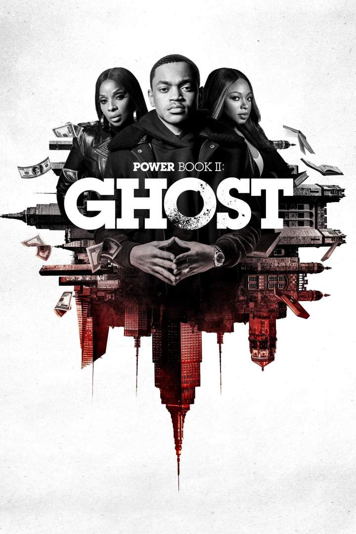 MOVIE TV SERIES: POWER BOOK 2: GHOST SEASON 1 EPISODE 3 (S01E03) – PLAY THE GAME