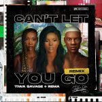 Music :Stefflon Don – Can't Let You Go (Remix) ft. Rema, Tiwa Savage