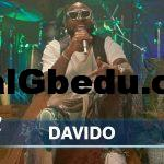 Video: Davido performs at Jimmy Kimmel Live!