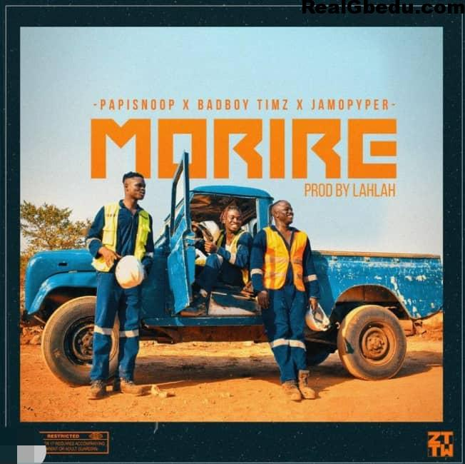 Papisnoop ft Bad Boy Timz & Jamopyper - Morire