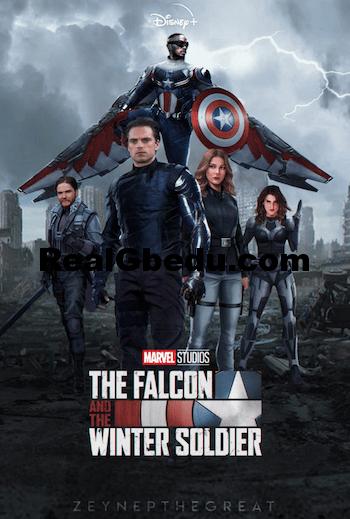 Movie: The Falcon and the Winter Soldier Season 1