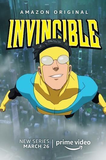 Invincible Season 1 Episode 6 (S01E06) TV Show
