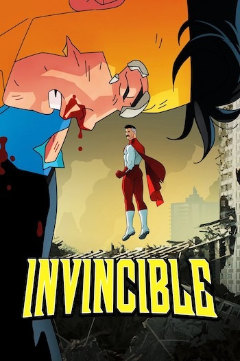 Invincible Season 1 (S01) Complete Web Series