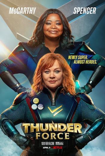 movie Thunder Force (2021)