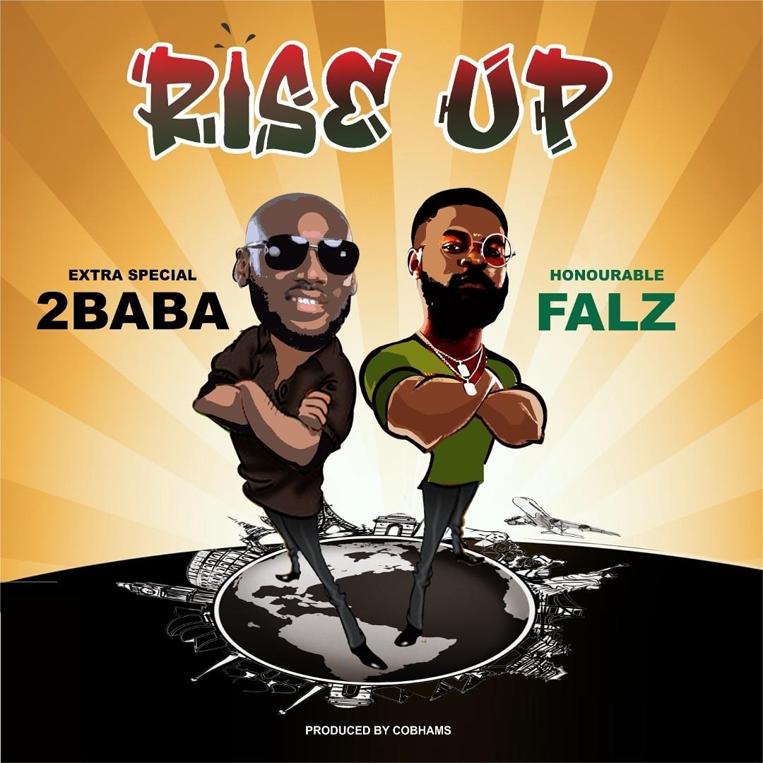 2Baba ft Falz – Rise Up