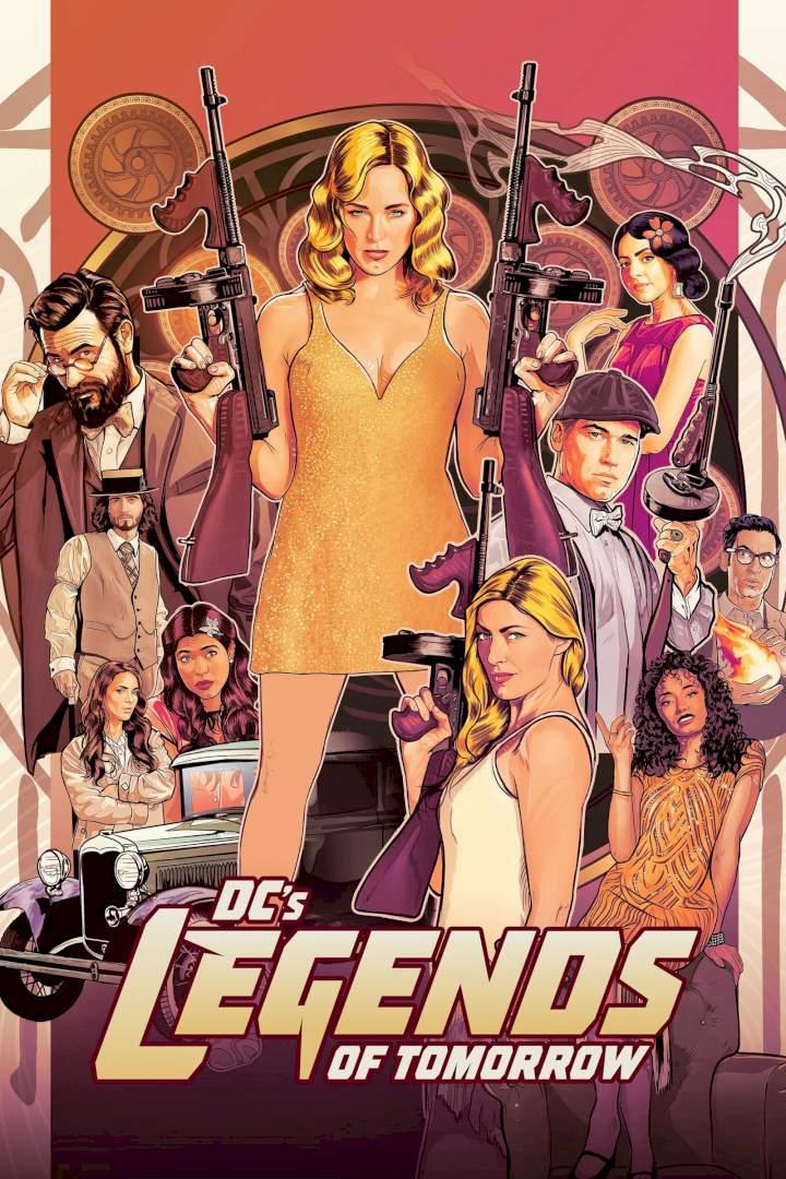 DC's Legends of Tomorrow Season 7 Episode 1